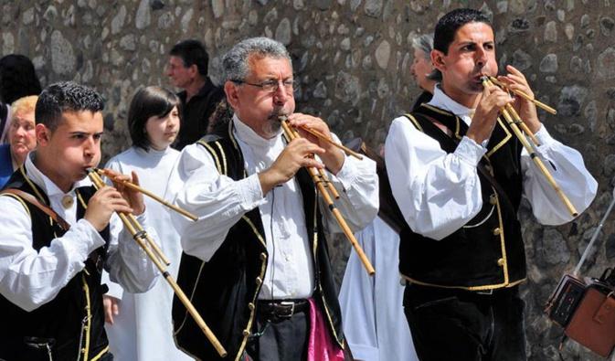 Première Accademia de musiques et chants traditionnels du monde aux Rencontres de Calenzana