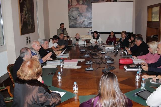 Première session de l'année pour le Conseil Municipal de Calvi