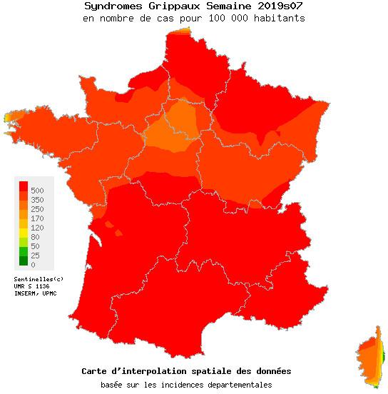 Santé : La grippe fait de la résistance en Corse !