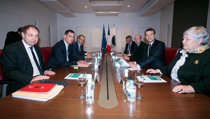 Macron et la Corse : une mésentente qui dure
