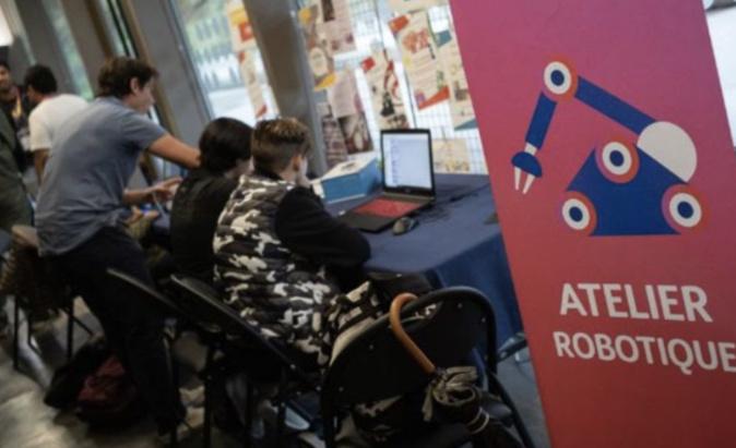 Pendant les vacances participez, en famille, au laboratoire numérique que émaho organise à Bastia