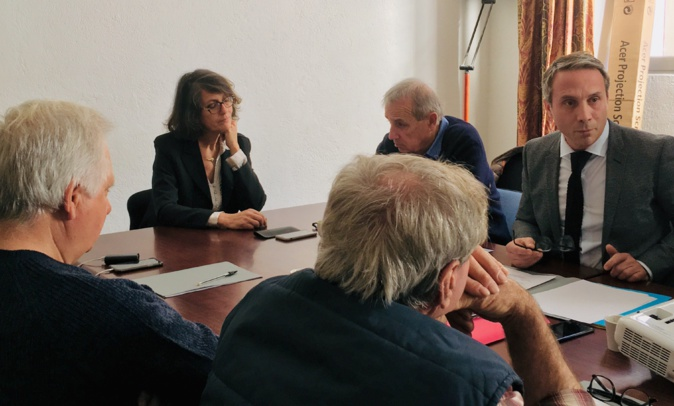 Maires de l'Alta Rocca : Mobilisation en faveur du maintien des services publics dans les territoires isolés