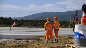 Figari Sud-Corse : Quatre semaines pour se refaire une beauté