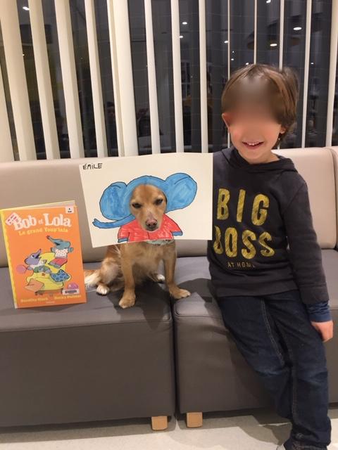 Trophées des chiens héros 2019 : un chien corse y participe