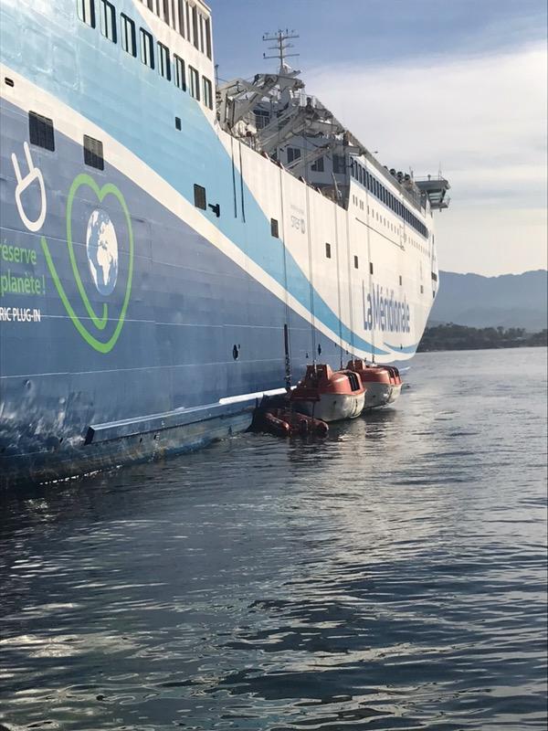 Conflit de La Méridionale : les marins STC maintiennent le cap