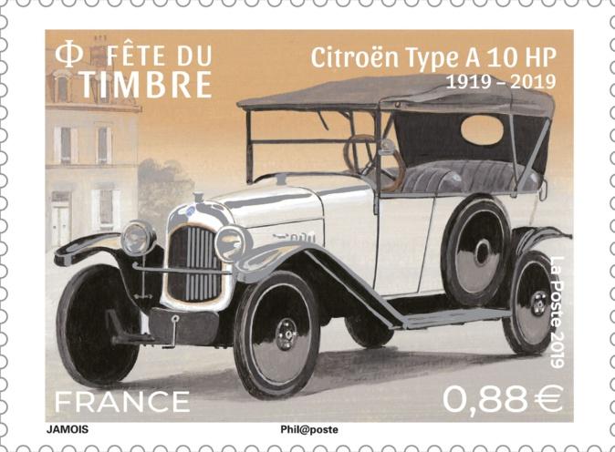 La fête du timbre 2019 célèbre les voitures anciennes à Bastelicaccia