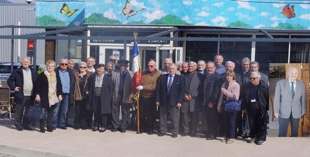 La Fédération régionale des anciens combattants 39-45, TOE, AFN et OPEX