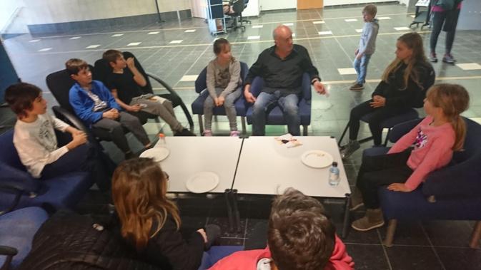Festival Télérama de Porto-Vecchio : SGT Stubby remporte le prix du jury enfants!