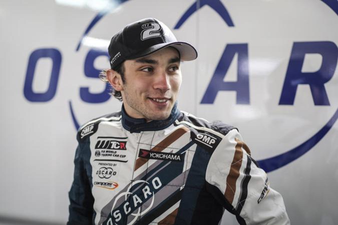 Le pilote corse John Filippi se tourne vers le TCR Europe