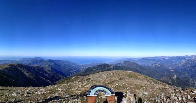 La photo du jour : Punta Sant'Eliseu di Cinarca