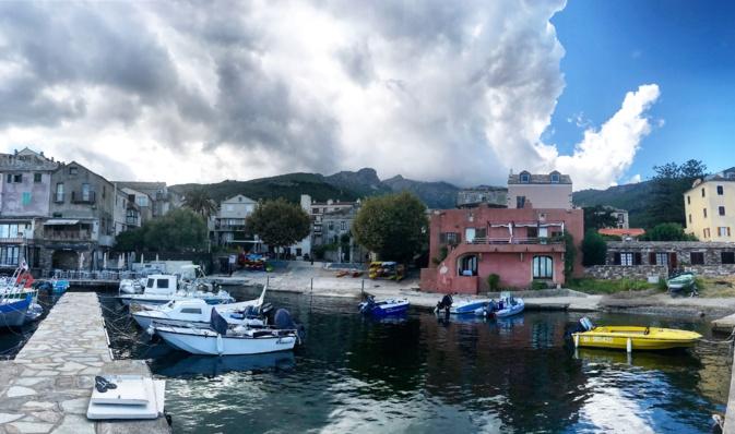 La photo du jour : Tout le charme du port d'Erbalonga