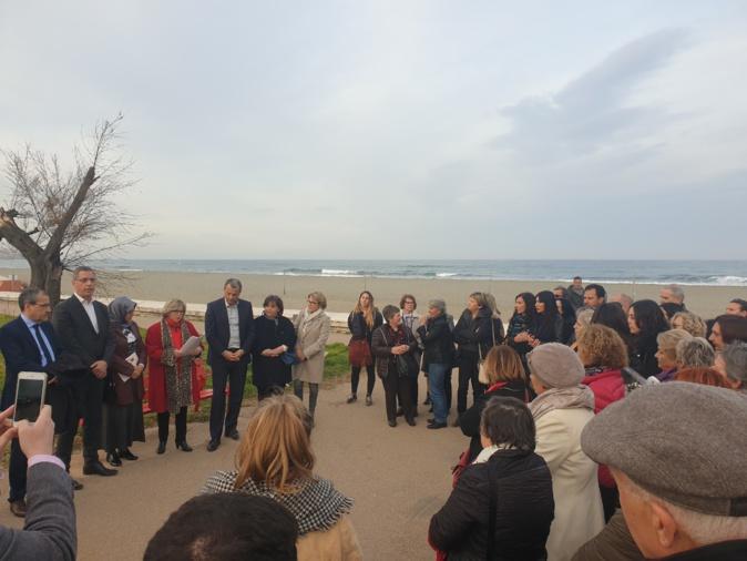 """"""" La peur doit changer de camp """": des dizaines de personnes rassemblées à Bastia contre les violences faites aux femmes"""