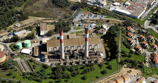 La centrale du Vazzio. Photo Michel Luccioni.