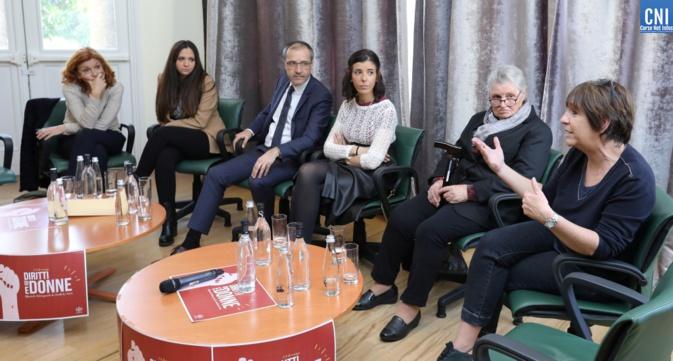 La Collectivité de Corse signe une charte européenne pour l'égalité des femmes et des hommes