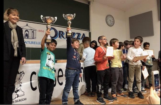 Josiane Chevalier, préfète de Corse, a présidé la cérémonie de remise des prix…