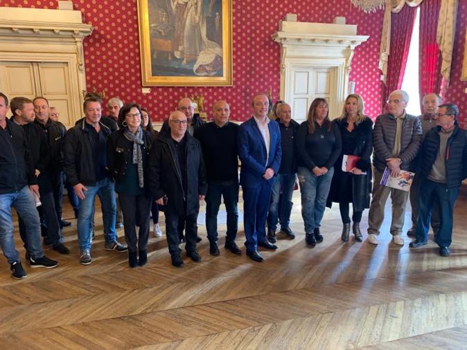 """""""Nous voulons faire d'Ajaccio, une terre de sport"""":  Les grands événements sportifs de l'année"""