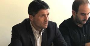 Le député Jean-Félix Acquaviva.