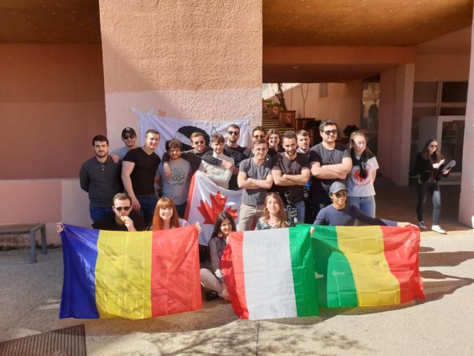 Corte : Un Salon Culinaire International à l'Université de Corse