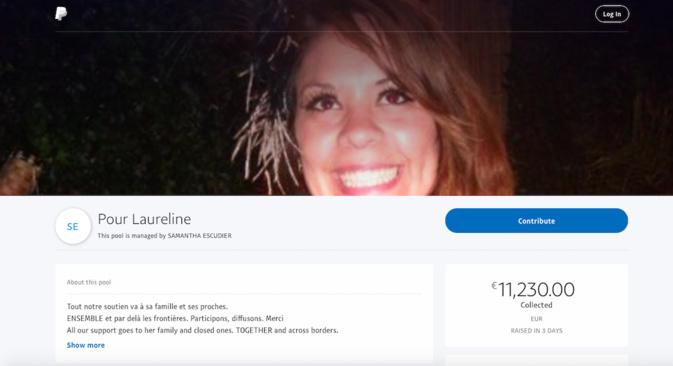 Originaire de l'Alta-Rocca elle a été étranglée à Londres : Plus de 13 000 € récoltés pour aider la famille de Laureline Garcia-Bertaux