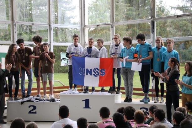 Echecs : Le collège Giraud et le Lycée Giocante de Casabianca de Bastia sacrés champions de France UNSS