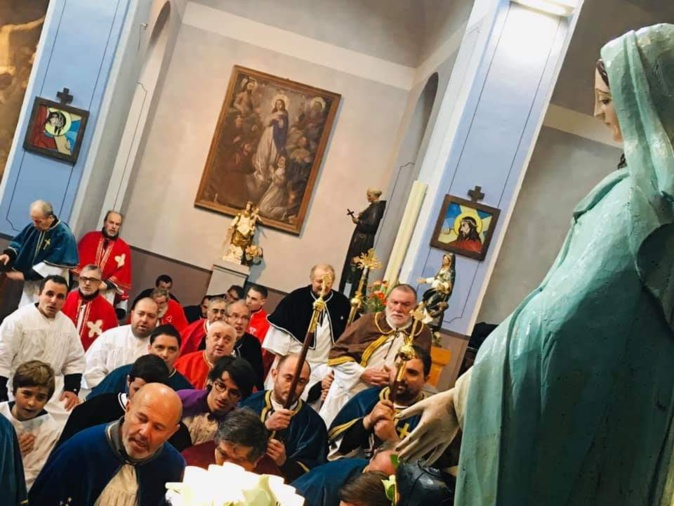 """Lisula célèbrera """"A Madunnucia di a Miséricordia"""" le 18 mars"""