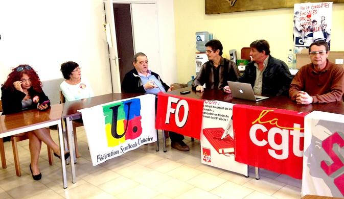 FO et la CGT appellent à une grève en Corse le 19 mars