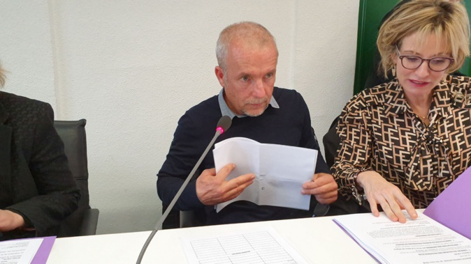 Pierre Acquaviva nouveau président  de la chambre régionale d'Agriculture de Corse