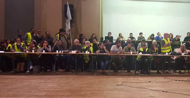 Tensions à la Conférence sociale de Bastia entre la CGT et le président de l'Assemblée de Corse