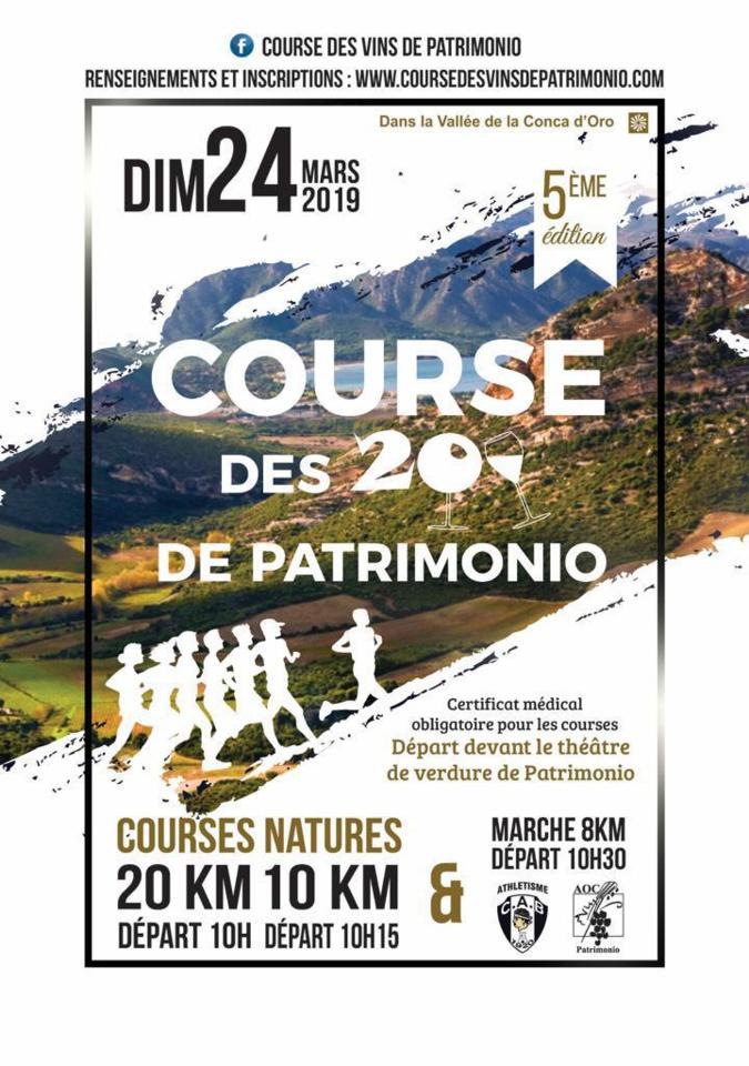 Course des vins de Patrimonio : la cinquième édition revient le 24 mars