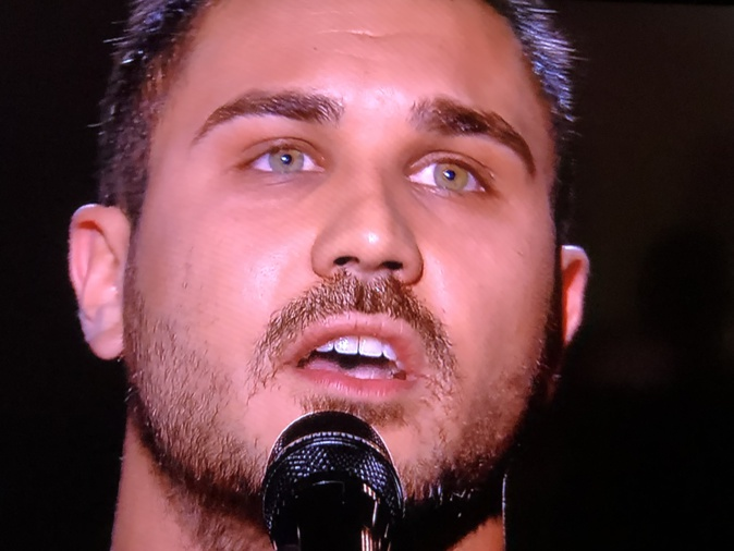 The Voice : Petru Bracci passe à son tour