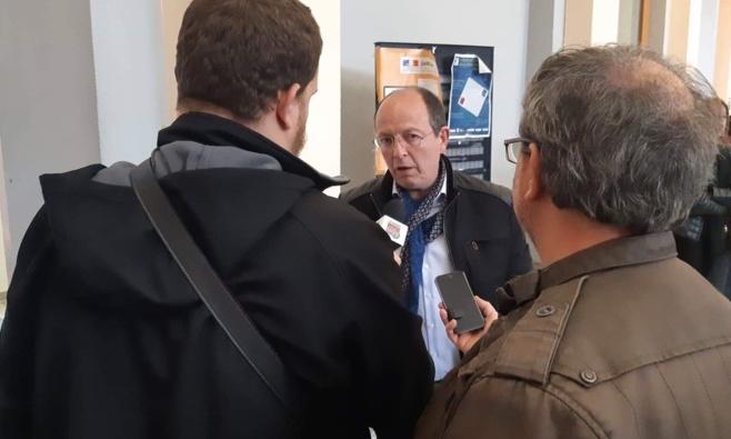 """Paul-Félix Benedetti condamné à Bastia : """"Je vais faire appel """""""