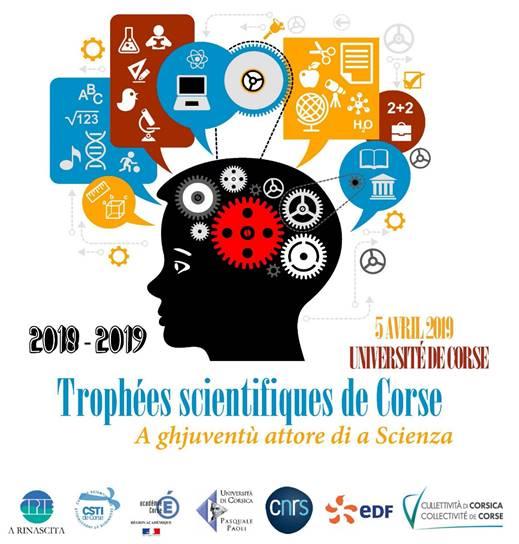 Trophées Scientifiques de Corse : 500 élèves à l'Université de Corse