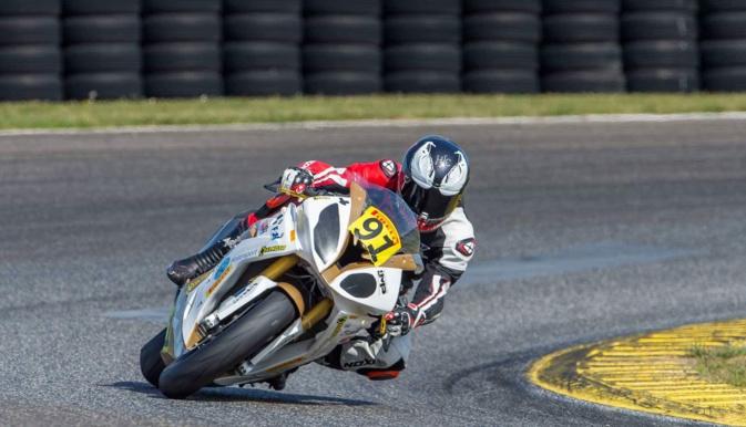 Stéphane Ceccaldi, passion moto !