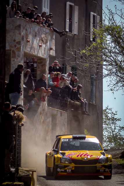 62e Corsica Linea tour de Corse  : Une deuxième étape de tous les records