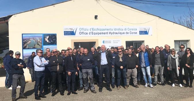 Un agent de l'office hydraulique agressé à Ghisunaccia