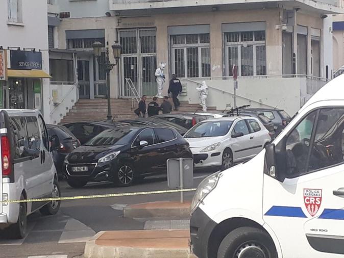 Bastia : Un autre engin explosif devant la direction des Finances publiques