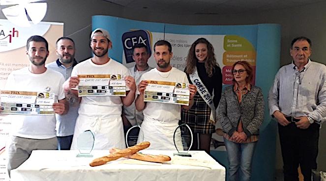 """Joël Bonnet s'adjuge le titre de """" La meilleure baguette de tradition française """""""