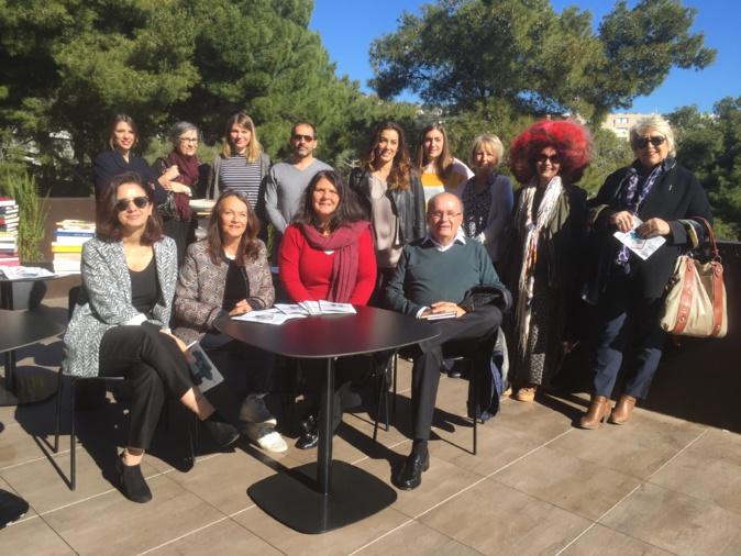 La ville de Bastia et les associations partenaires ont présenté cette 4ème édition de A settimana di u libru