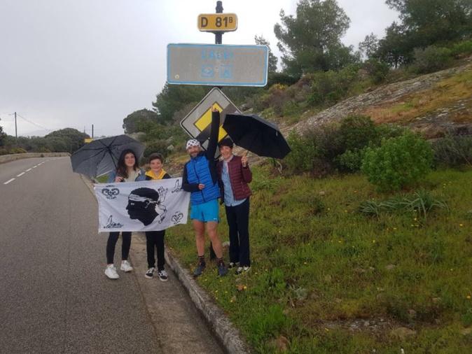 Bonifacio-Calvi en 57h08mn pour Patrice Marmet