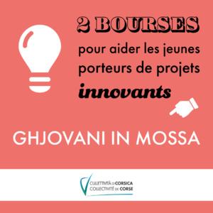 Ghjovani in mossa : un nouveau dispositif pour aider les jeunes porteurs de projets innovants