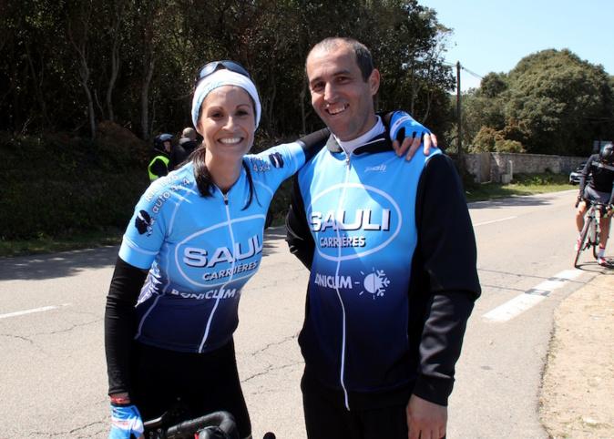 Mélanie Cantieri a été sacrée championne de Corse