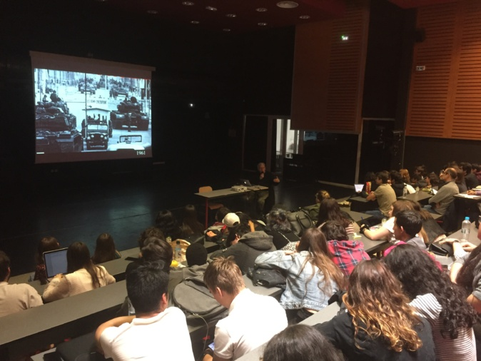 Bastia : Un spécialiste de la Chine en conférence au lycée Giocante