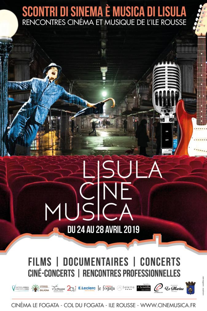 2ème édition du festival Lisula CineMusica