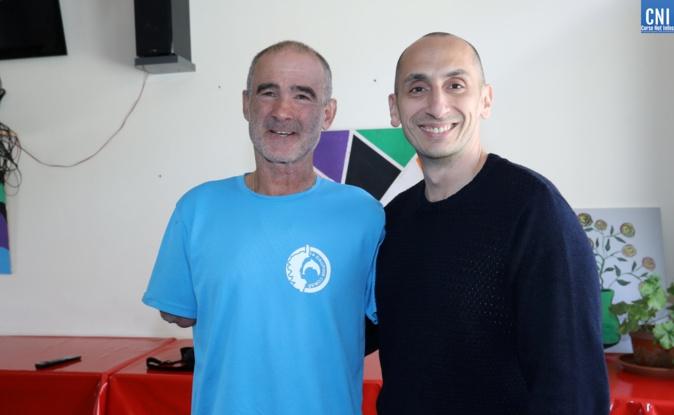 Thierry Corbalan sans tabous à l'hôpital de Casteluccio