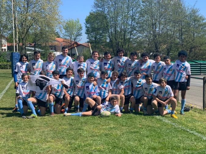 Rugby : Les ajacciens remarqués au Pays Basque