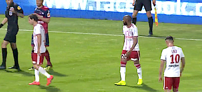 ACA : Un bon point à Clermont-Ferrand (0-0)