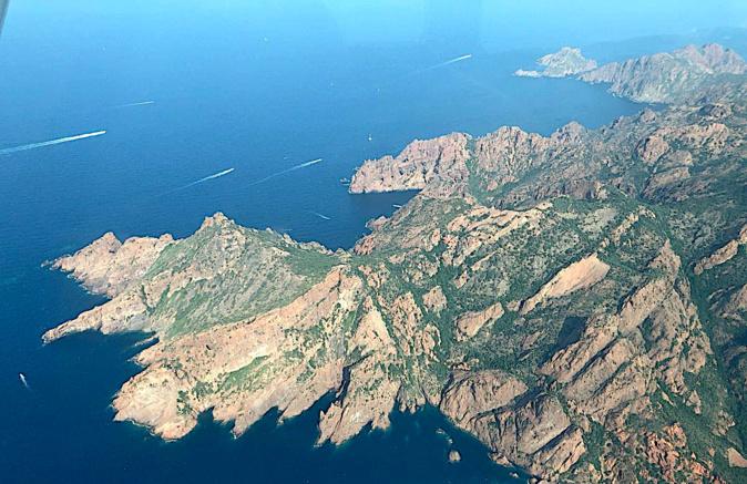 Agents menacés de mort pour vouloir préserver la biodiversité de Scandola : la position de A Manca