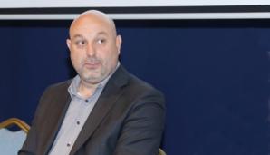 Lionel Mortini président de l'ODARC (Photo Michel Luccioni)