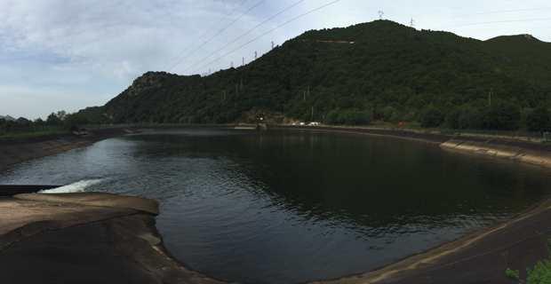La réserve du Prunelli. Photo OEHC.