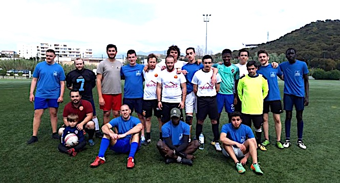Sport et solidarité main dans la main au Centre du Sport et de la Jeunesse de Corse
